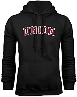 Union College Black Fleece Hoodie 'Arched Union'