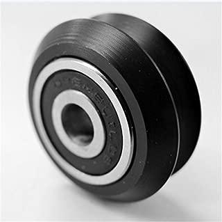 HEASEN CNC Machine DIY Reprap 3D Printer Accessory 10 pcs Dual V Wheel Kit Delrin for OX CNC Milling Router Machine Parts