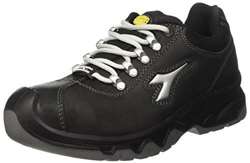 Diadora - Diablo Low S3 Ci, zapatos de trabajo Unisex adulto, Negro (Nero), 39 EU