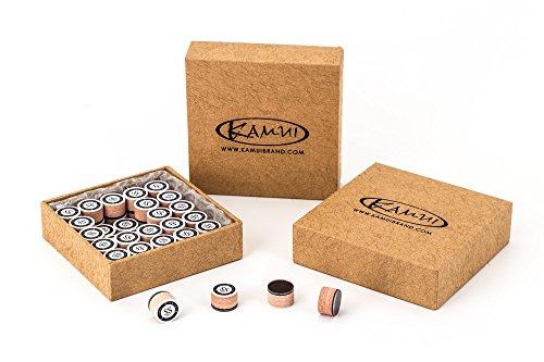 Klebeleder Kamui Clear Original, 13 mm, verschiedene Härten