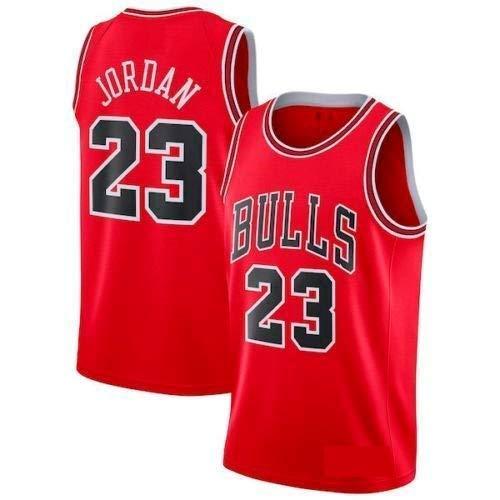 A-lee Men 's Jersey toros Vintage campeón de la NBA,