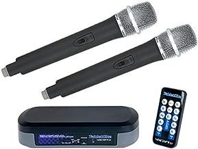 VocoPro Karaoke Mixer, Black/Grey (TABLETOKE)