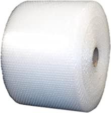 """Small Bubble Cushioning Wrap 12"""" x 175-Feet Long Roll Perforated 12"""""""