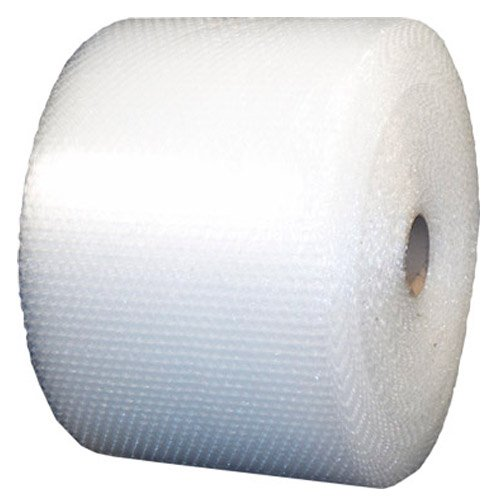 """UBoxes Small Bubble Cushioning Wrap 12"""" x 175' Long Roll Perforated 12"""""""