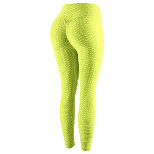 N \ A Pantalon Deporte Mujer Pantalones Cagados Mujer Pantalones Deportivos De Mujer Pantalon Running Mujer Pantalones Termicos Mujer Pantalones Negros Mujer Pantalon Impermeable Mujer Verde Flúor L