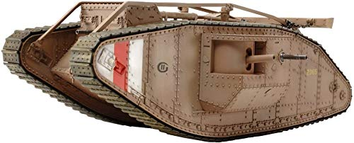 Tamiya Models MK.IV Male Motorized WWI British Tank