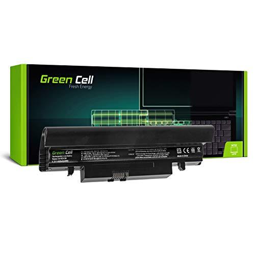 Green Cell AA PB2VC6B AA PB2VC6W Laptop Akku fur Samsung N100 N102 N143 N145 N148 N150 N210 N220 Plus 6 Zellen 4400mAh 111V Schwarz