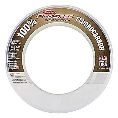 Berkley ProSpec 100% Fluorocarbon Leader Material Fishing Line