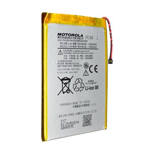 Motorola TPC© Original-Akku FC40 Moto G 33. GEN XT1540XT1541XT1542, XT1550, xt1048, 2315mAh, Bulk