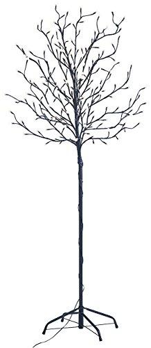 Lunartec LED-Baum Outdoor groß:...