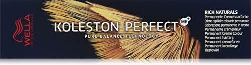 Wella Professionals Koleston Perfect Me + Rich Naturals 7/18 Mittelblond Asch Cendré, 60 ml