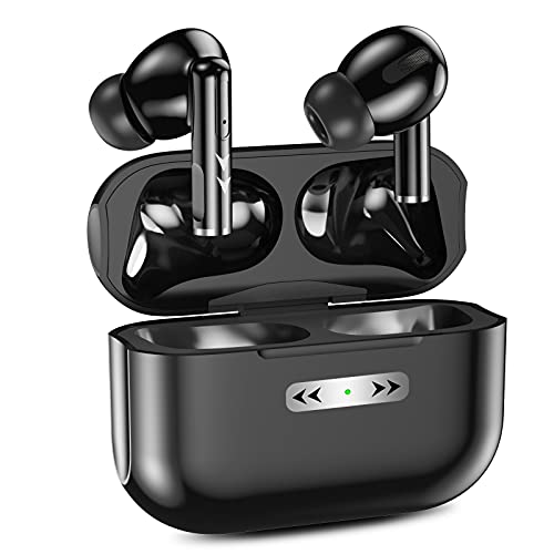 Wireless Earbuds Bluetooth, HOBEST Active Noise Cancelling Bluetooth 5.1...