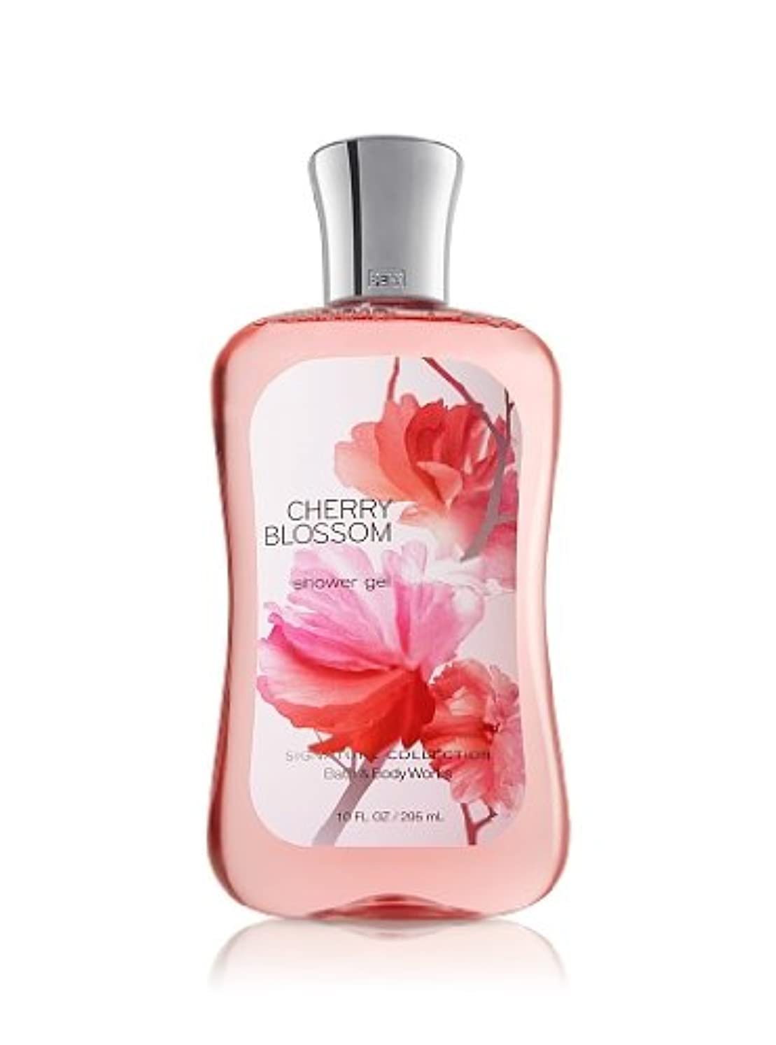圧縮する心理的ゆりかごバス&ボディワークス チェリーブロッサム シャワージェル Cherry Blossom Shower Gel [並行輸入品]