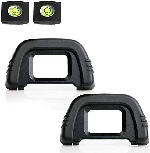 D90 D7000 Eyepiece Eyecup Viewfinder Eye Cup DK 21 Compatible for Nikon D750 D610 D600 D300 product image