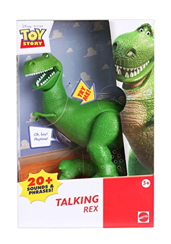Image of the Disney Toy Story Talking Rex Figure