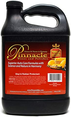 Pinnacle Natural depot Brilliance PIN-362 Rubber and Vinyl Protectant Online limited product