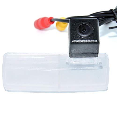QWERQF Cámara Especial del Coche del CCD cámara de estacionamiento del retrovisor de la cámara de Respaldo de la Vista Trasera del Reverso,para Toyota RAV4 2013