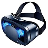 Olaf Trading VR Glasses Virtual Reality Full-screen Viewable Wide-angle VR Glasses VRG Pro 3D, a Cool Toy Gift for Adults and Children, Suitable for 5 to 7-inch Smartphones