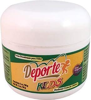 Deporte Crema Desodorante Para Niños Sin Fragancia 2 oz.
