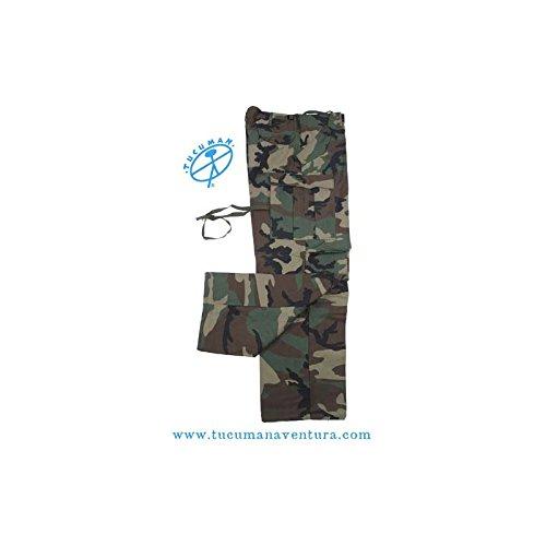 Tucuman Aventura - Pantalon m65 Originale. Paintball Pantalon. (Camouflage, L)