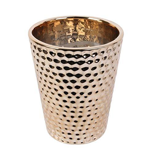 The Home Deco Factory Vela perfumada en tarro Chic Candle – marrón cobre