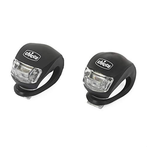 Chicco - Luces LED desmontables para cochecito de bebé, 2 luces, 1 unidad