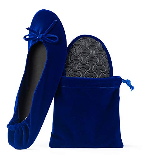 Top 10 best selling list for blue bottom shoes flats