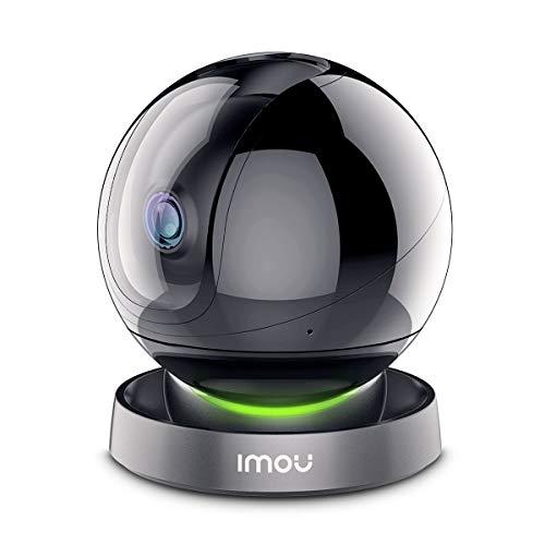 Cámara de Vigilancia WiFi Interior 1080P Movimiento Panorámico y de Inclinación Seguimiento Inteligente Detección de Personas Mediante IA, Detección de Sonidos anómalos y Modo de Privacidad