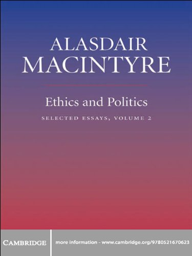 Ethics and Politics: Volume 2: Selected Essays (English Edition)