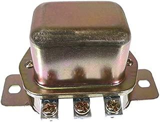 DB Electrical GHI6000 New Voltage Regulator For Club Car Gas Golf Cart 1984-1991, Columbia Harley 2-Cycle 76-84, Ez-Go Pre-Medalist 1980-90, Marathon 80-93 CP1012422 16530-G1 24883-G2 GG1-803100