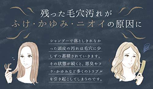 【公式保証】GRACESEEDSTELLA炭酸泡シャンプーグリーンフローラルの香りツヤ髪フケ対策うるおいボタニカル成分配合毛穴ケア