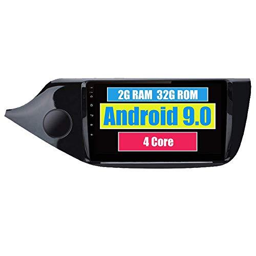 Autoradio per Kia Ceed 2013 2014 2015 2016 con Navigazione GPS Android Touchscreen Stereo Multimedia Bluetooth Wifi USB Mirror Link