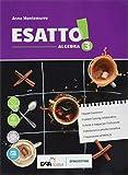 Esatto! Con quaderno operativo e prontuario. Ediz. tematica. Per la Scuola media. Con ebook. Con espansione online. Con DVD-ROM. Algebra-Geometria (Vol. 3)