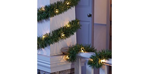 Philips Pre-Lit Garland - Clear Lights (18)