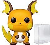 Funko Pop! Games: Pokemon – Raichu Vinyl Figure (include custodia protettiva compatibile per pop box)