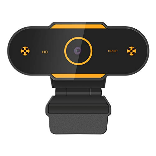 Full HD1080P Webcam with Microphone Only $5.99 (Retail $29.97)