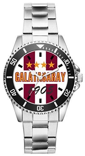 Galatasaray Geschenk Artikel Idee Fan Uhr 6285