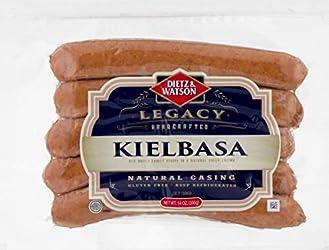 Dietz & Watson Legacy Natural Casing Kielbasa, 14 oz