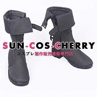 【サイズ選択可】コスプレ靴 ブーツ Z4-0393 ライトニング リターンズ ファイナルファンタジーXIII ライトニング エクレール 女性24CM