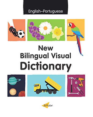New Bilingual Visual Dictionary (English–Portuguese) (Portuguese Edition)