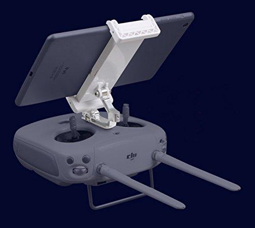 O'woda Handy / Tablet Einstellbar Halter Regler Clip Halterung Montieren Monitor Smartphone Clamp für DJI Phantom 3/4 Inspire 1 (Tablethalterung für 3/4)