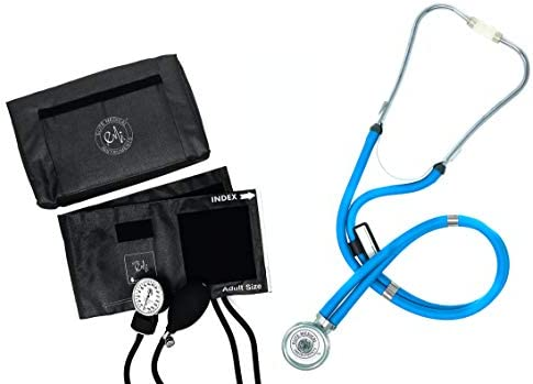 Top 10 Best stethoscope and blood pressure cuff Reviews