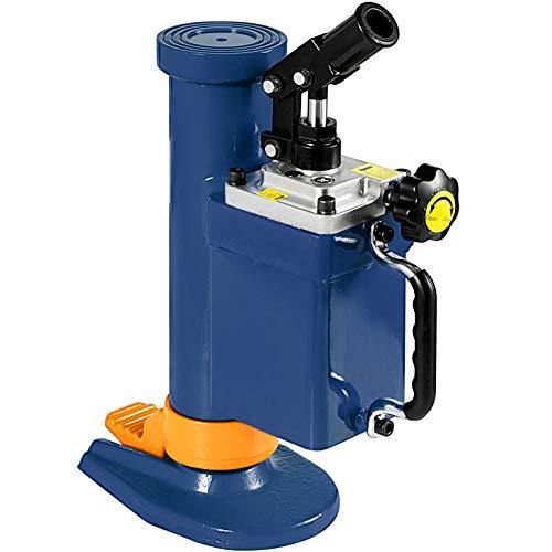 VEVOR 油圧ジャッキ 5トントー車ジャッキ 11000ポンド マシン トージャッキ リフト 油圧トージャッキ 熱処理スチール 高耐久