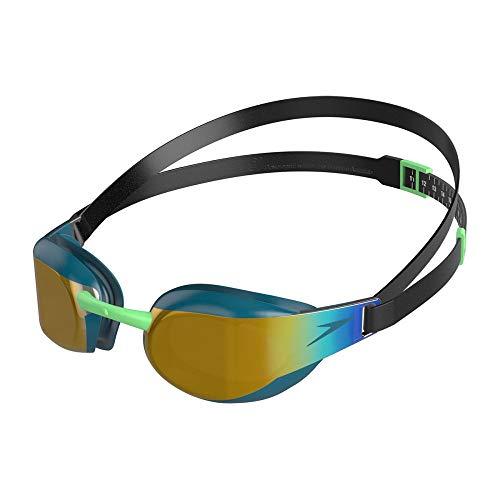 Speedo Fastskin Elite Mirror Gafas de natación, Unisex adulto