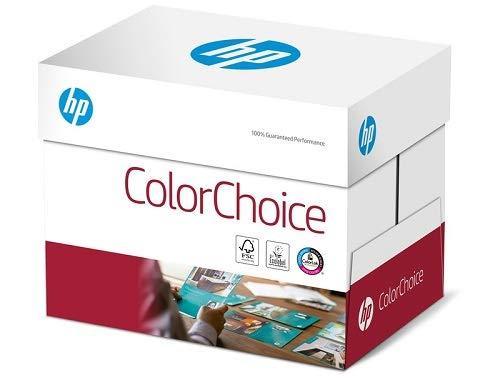 Hewlett-Packard CHP 751 Color-Choice Drucker-/Laserpapier 100 g DIN-A4, 2.500 Blatt, weiß, extraglatt, 5 Pack = 1 Karton