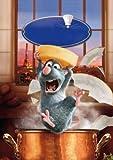 Ratatouille - Textlos Film Poster Plakat Drucken Bild -