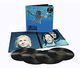 NEVERMIND - 20TH ANNIVERSARY EDITION (180G VINYL)