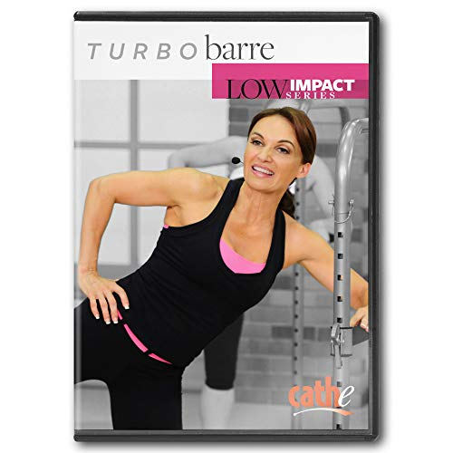 Cathe Friedrich's Low Impact Series: Turbo Barre DVD