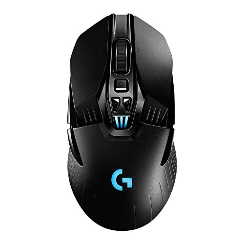 Logitech G903 LIGHTSPEED Wireless Gaming Mouse w/ HERO 16K Sensor  $100 at Amazon
