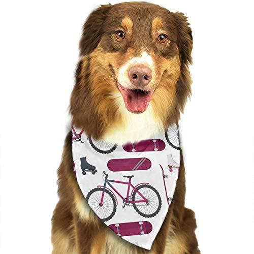 iuitt7rtree Halstuch/Halstuch, für Rollschuhe, für Hunde und Katzen